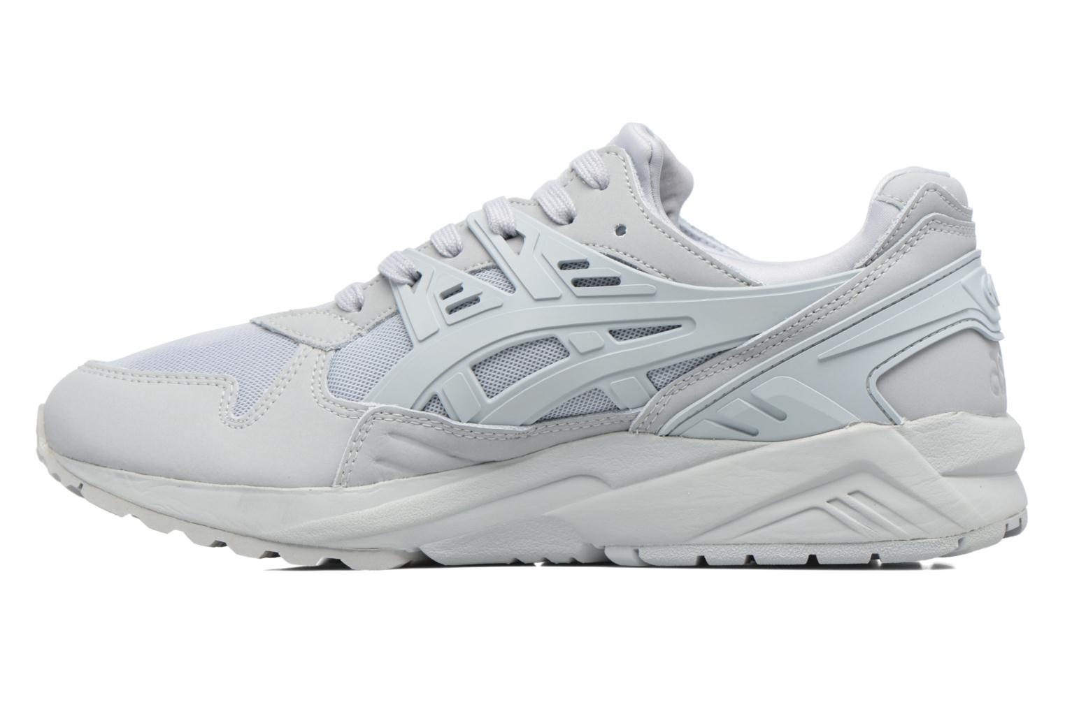 Baskets Asics Gel-Kayano Trainer Gris vue face